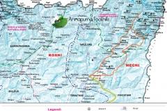 kanchenjunga-trekking-map